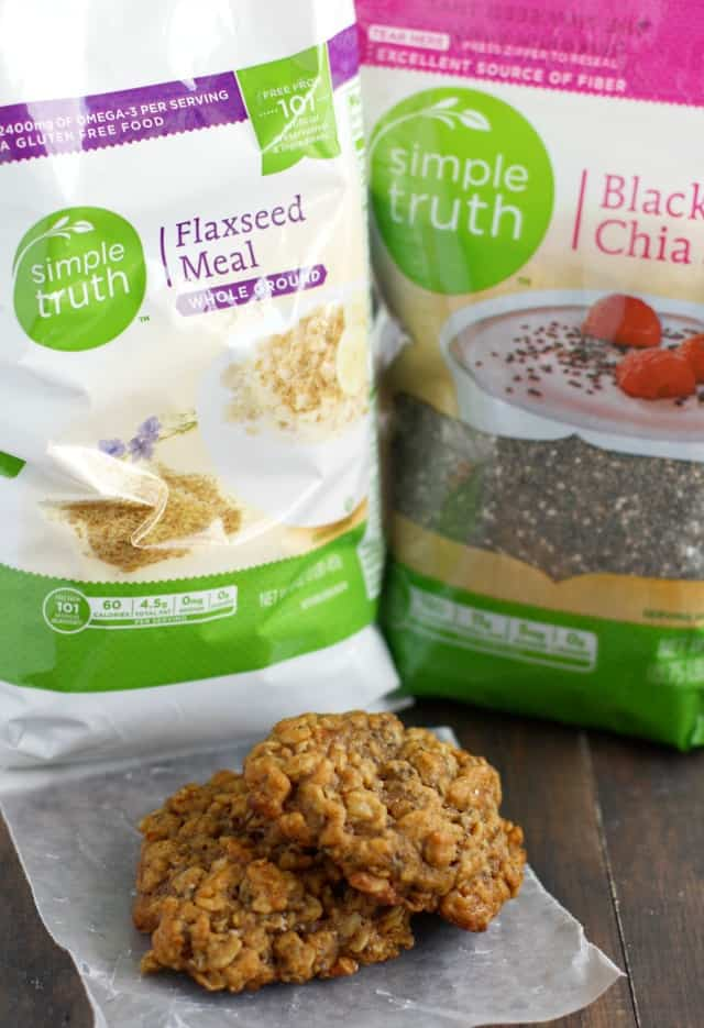 vegan oatmeal applesauce cookies