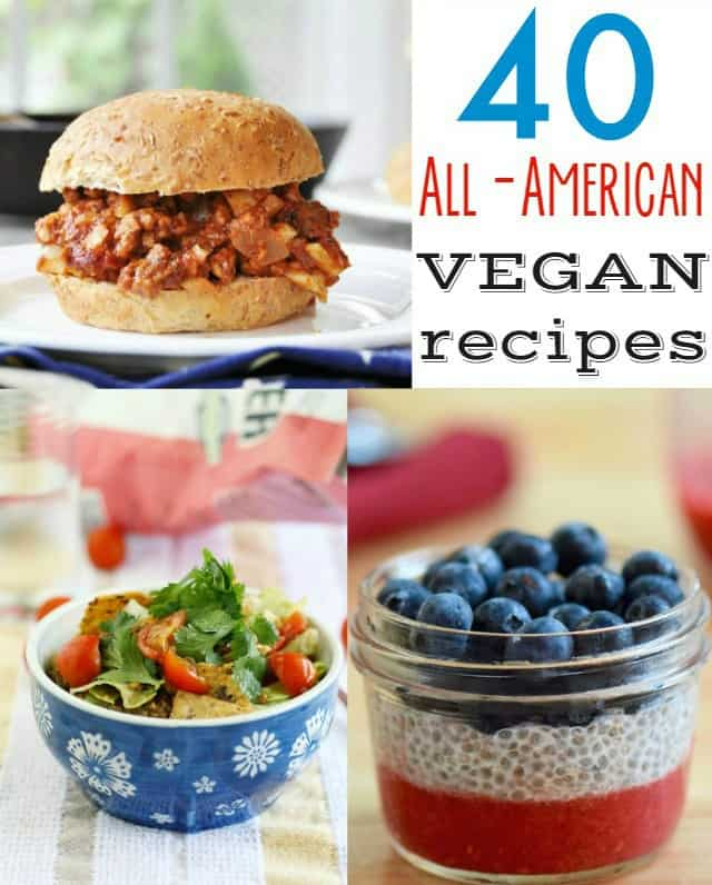 All american vegan recipes the pretty bee forumfinder Gallery