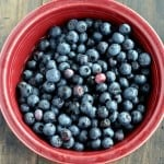 Scrumptious Blueberry Hand Pies.
