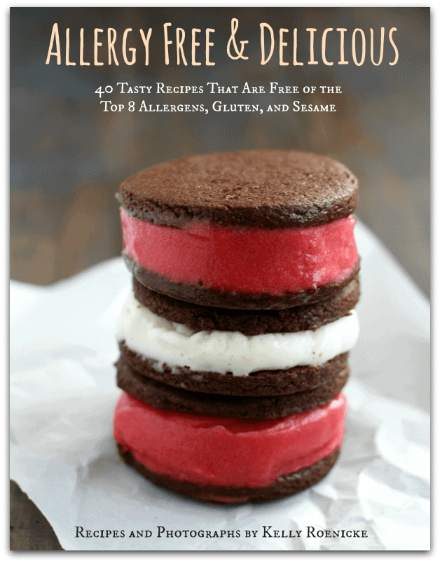 The allergy free and delicious ebook is here the pretty bee allergy free and delicious is an ecookbook filled with 40 tasty recipes that are free of fandeluxe Gallery