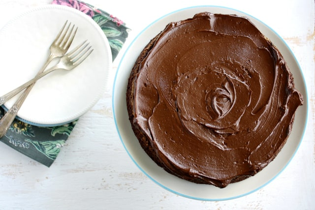 How to make the best chocolate beet cake with chocolate avocado frosting