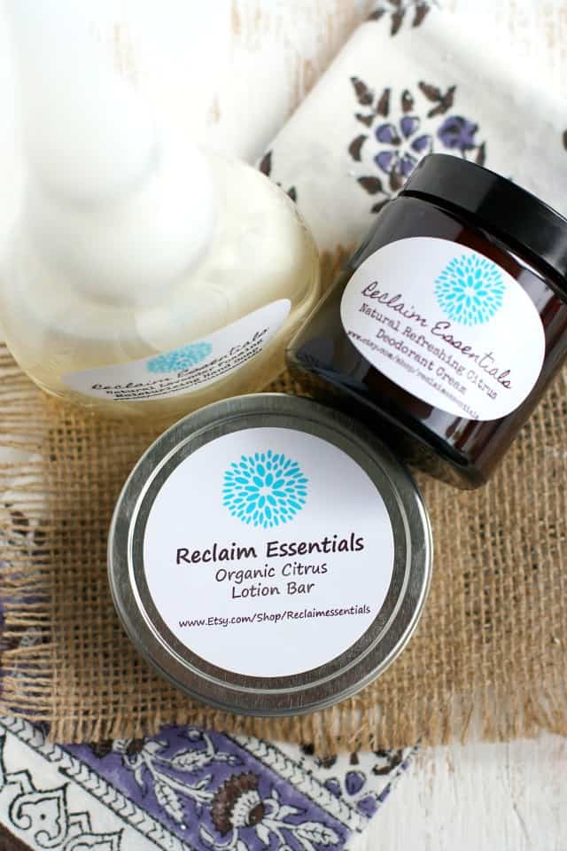 My favorite products from Reclaim Essentials: www.etsy.com/reclaimessentials