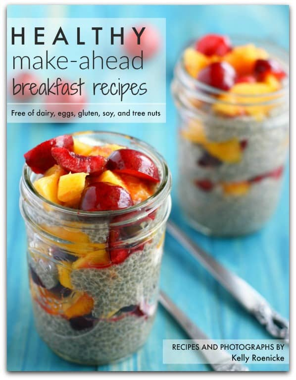 You'll look forward to waking up when you have a healthy, tasty breakfast waiting for you!
