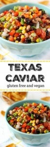 The best and easiest recipe for Texas Caviar. This dip is always a hit at parties!