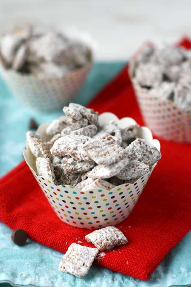 nut free muddy buddies