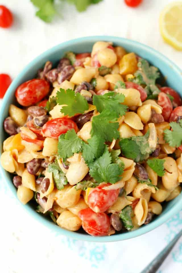 easy southwest pasta salad