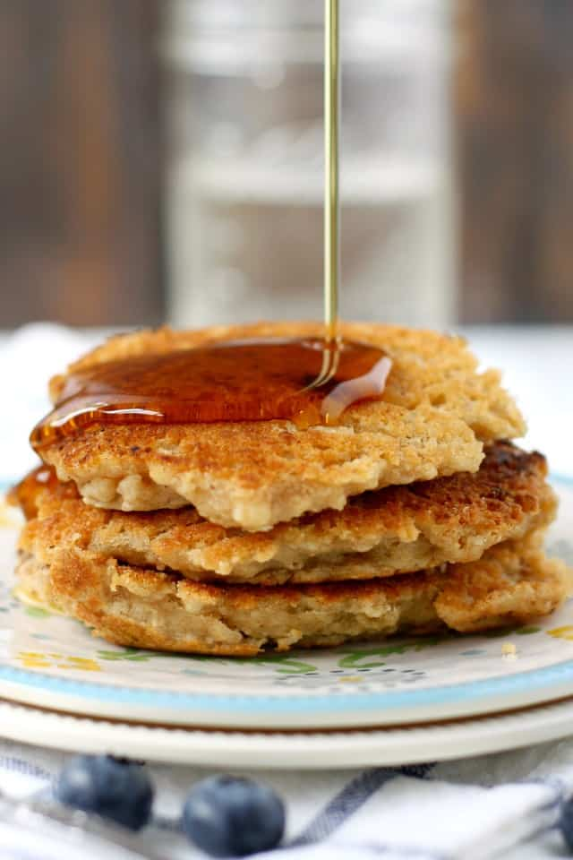 Deliciously easy dairy free pancake recipe the pretty bee easy dairy free pancake recipe ccuart Gallery
