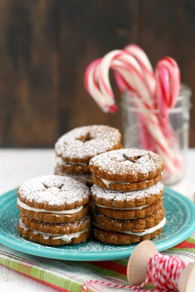 easy recipe for gluten free gingerbread