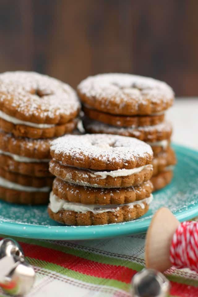 dairy free gluten free gingerbread cookie recipe