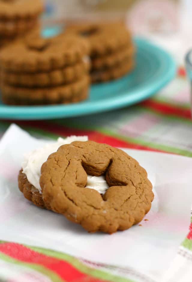 how to make gluten free gingerbread cookies