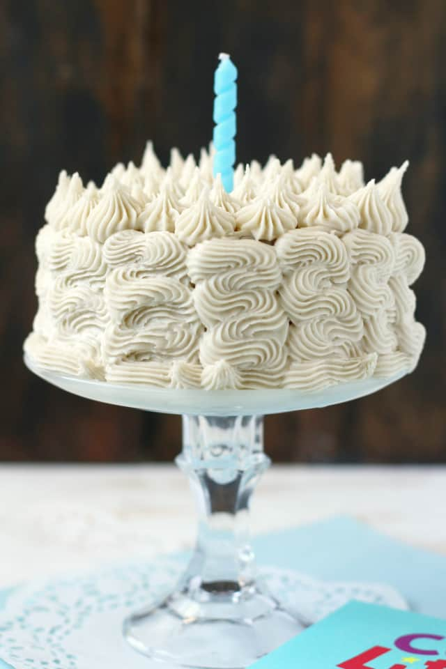 Baby Friendly Smash Cake Recipe
