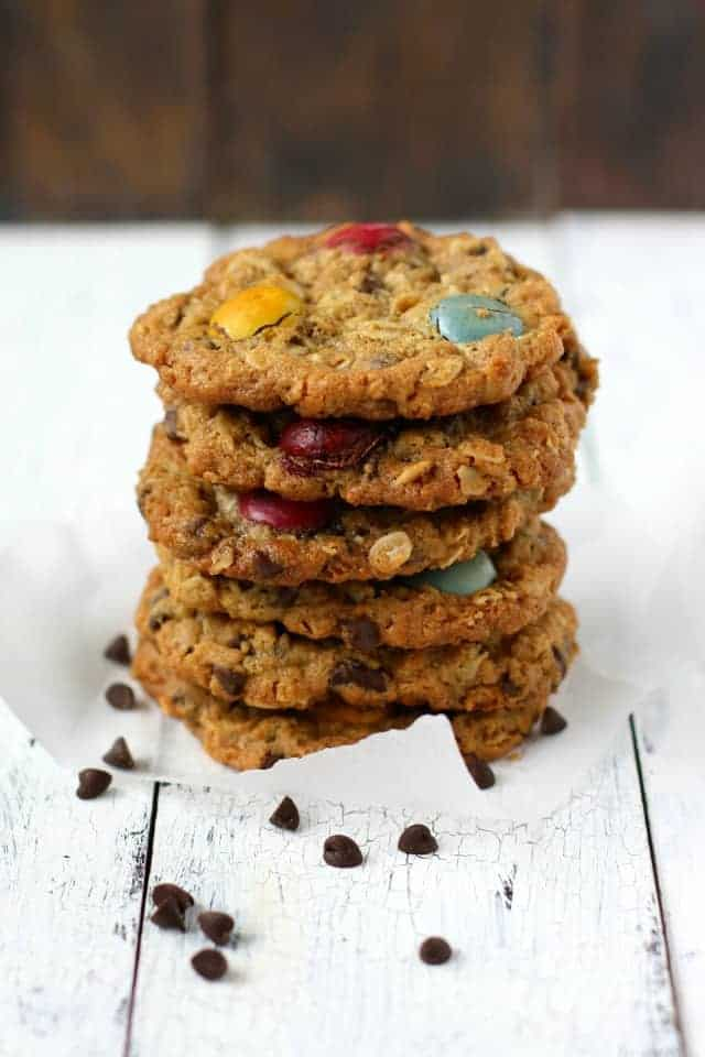 gluten free monster cookie recipe