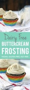 vegan buttercream frosting recipe
