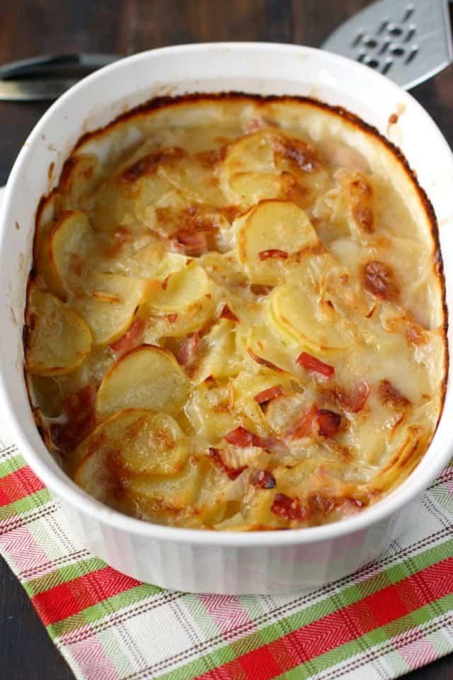 gluten free scalloped potatoes recipe