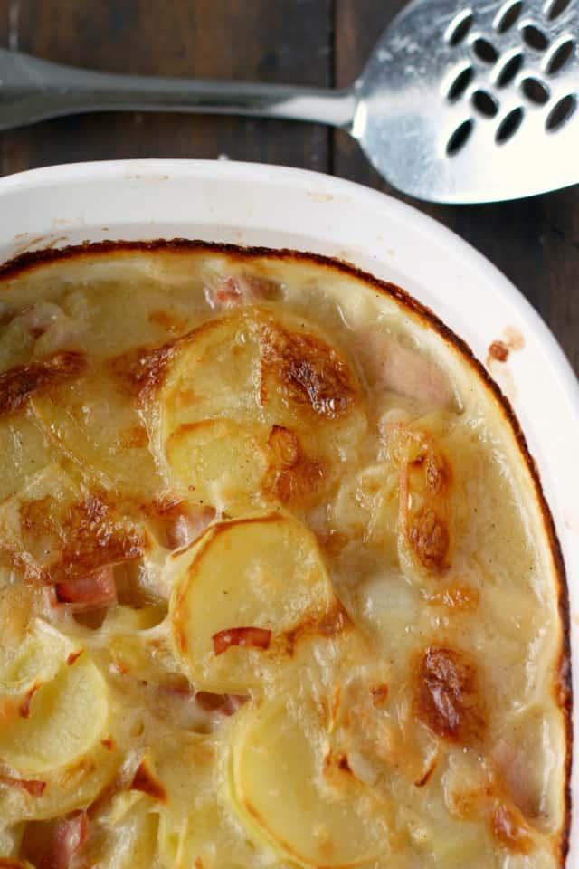 gluten free scalloped potatoes