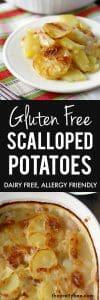 scalloped potatoes recipe