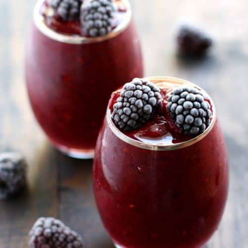 berry beet smoothie recipe