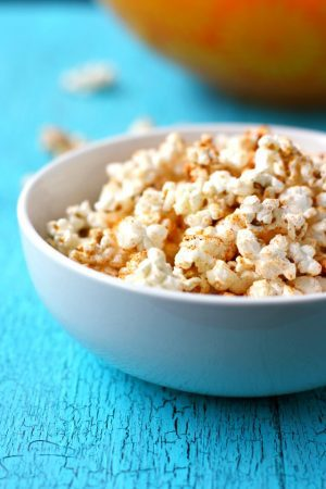 seasoned kettle corn