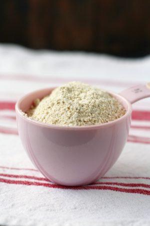 how to make homemade oat flour