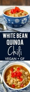 bean quinoa chili recipe
