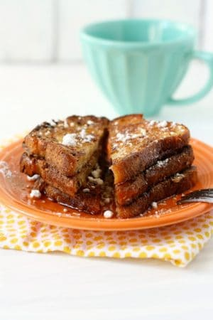 egg free french toast recipe