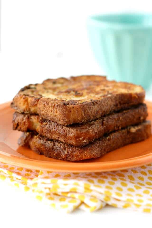 egg free vegan french toast