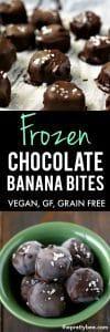 recipe for banana bites