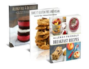 allergy friendly cookbooks
