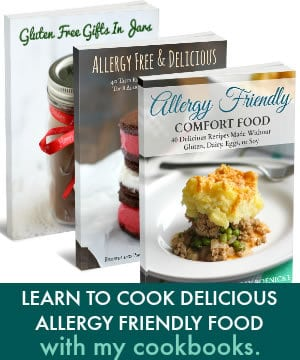Allergy-Friendly Cookbooks