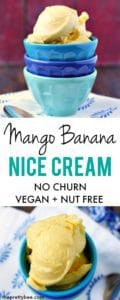 mango banana nice cream recipe