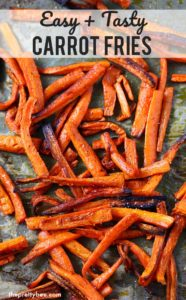best carrot fries