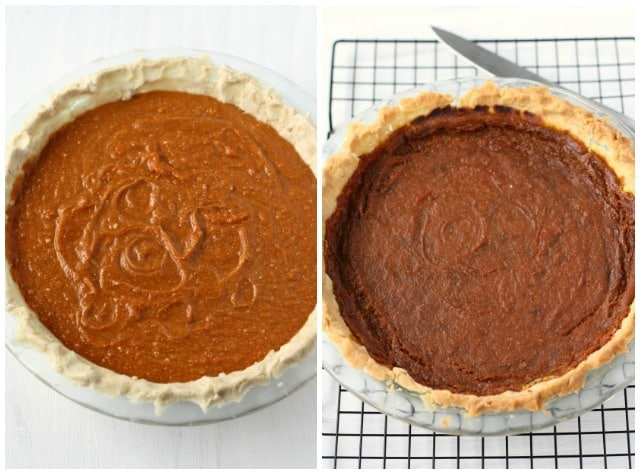 how to make a vegan pumpkin pie