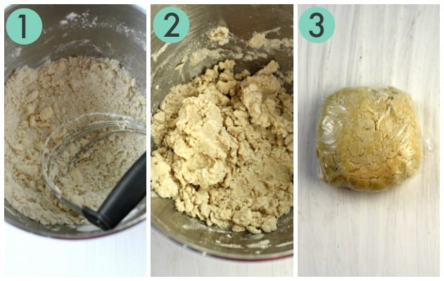 how to make vegan gluten free pie crust