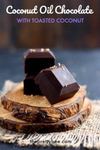 coconut oil chocolate recipe