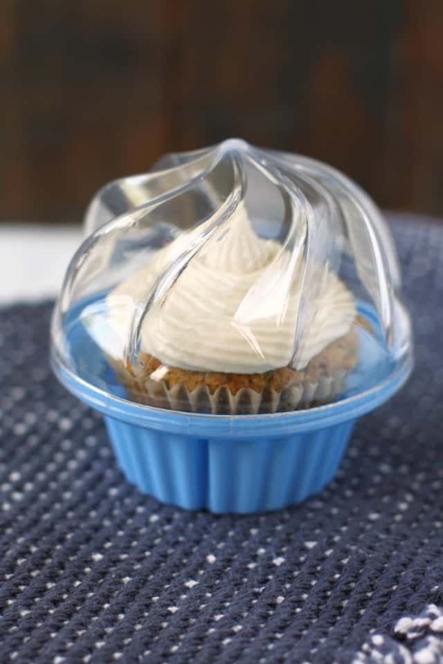 cupcake carrier for food allergies