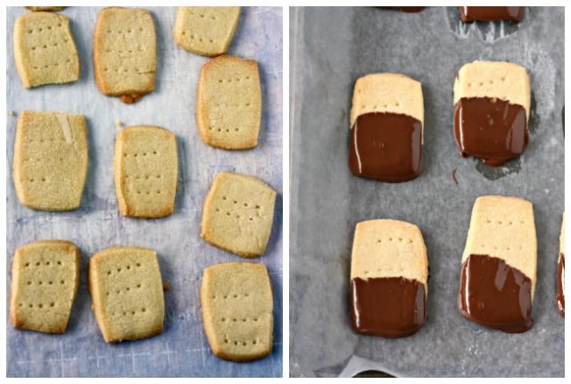 how to make gluten free shortbread