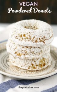 powdered donuts recipe