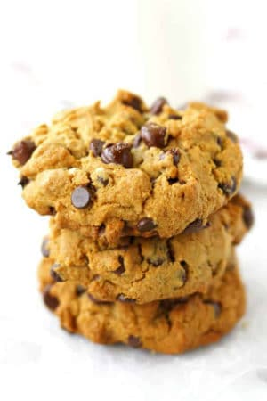 egg free chocolate chip cookie recipe