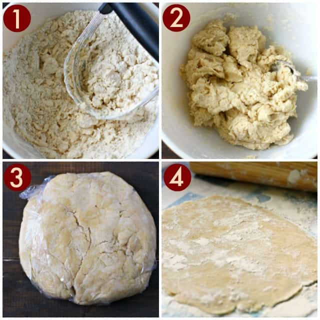 how to make vegan pie crust