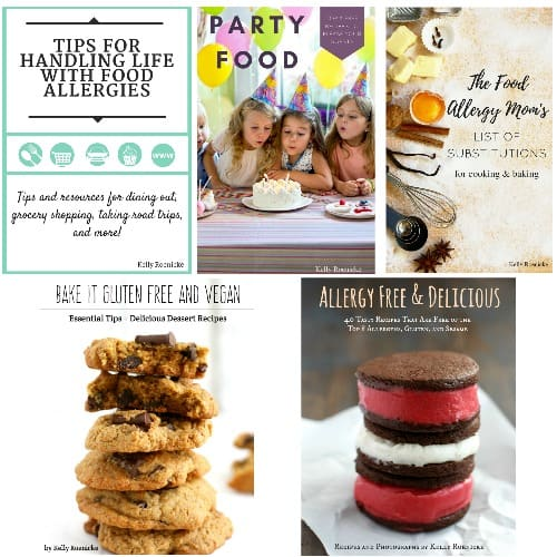 food allergy ebooks