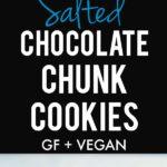 chocolate chunk cookie recipe