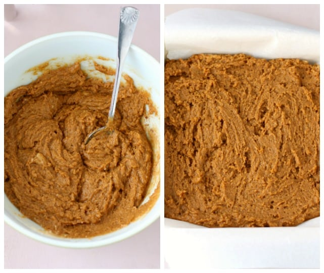 how to make pumpkin spice cake