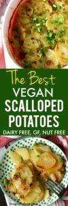 best vegan scalloped potatoes