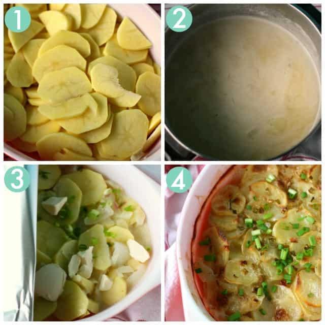 how to make vegan scalloped potatoes