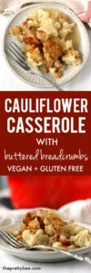 easy cauliflower casserole