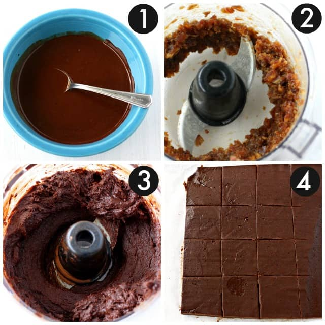 how to make paleo fudge