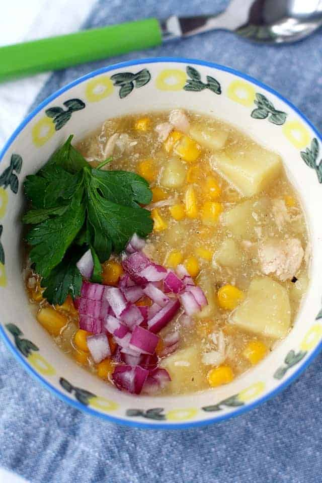 chicken chili without beans