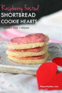 best gluten free shortbread cookies
