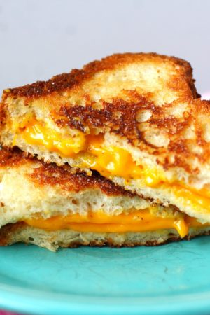 gluten free vegan grilled cheese
