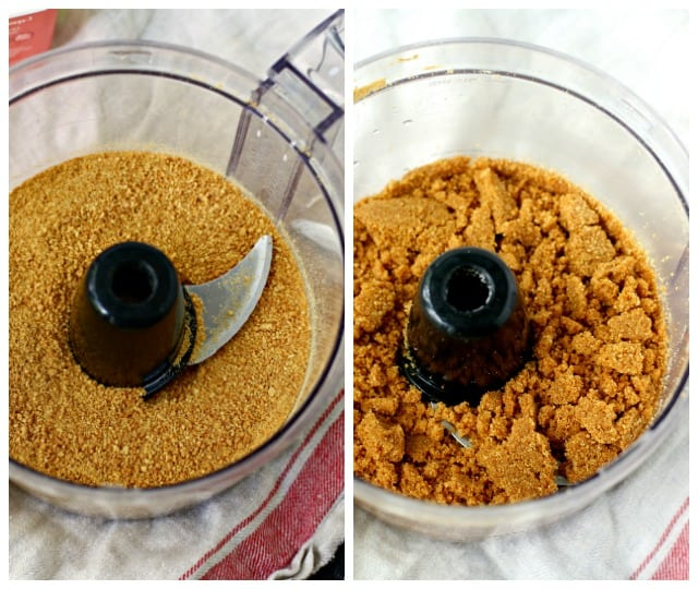 how to make a vegan graham cracker crust